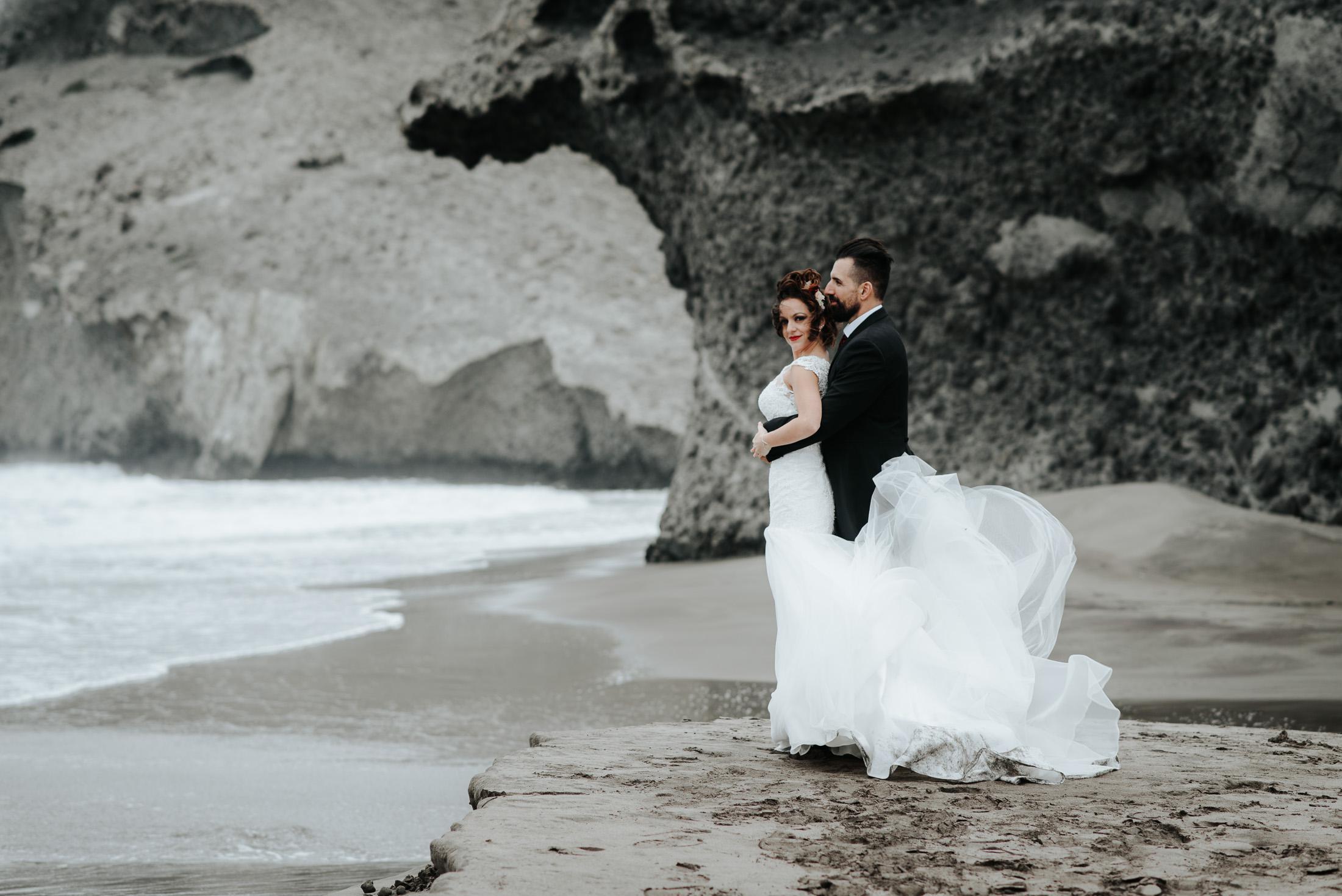 Post Boda en la playa de Monsul - Francisco y Nieves-0019