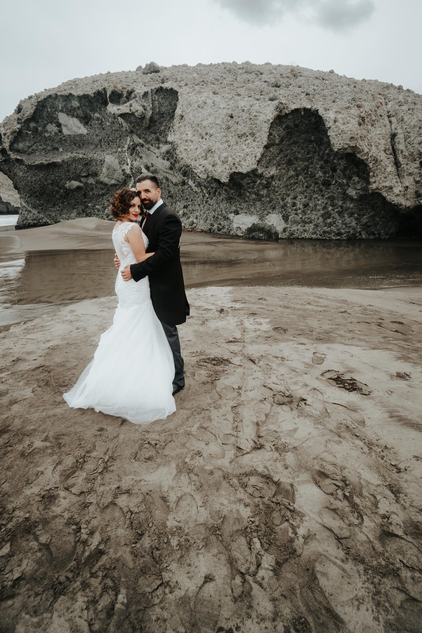 Post Boda en la playa de Monsul - Francisco y Nieves-0023