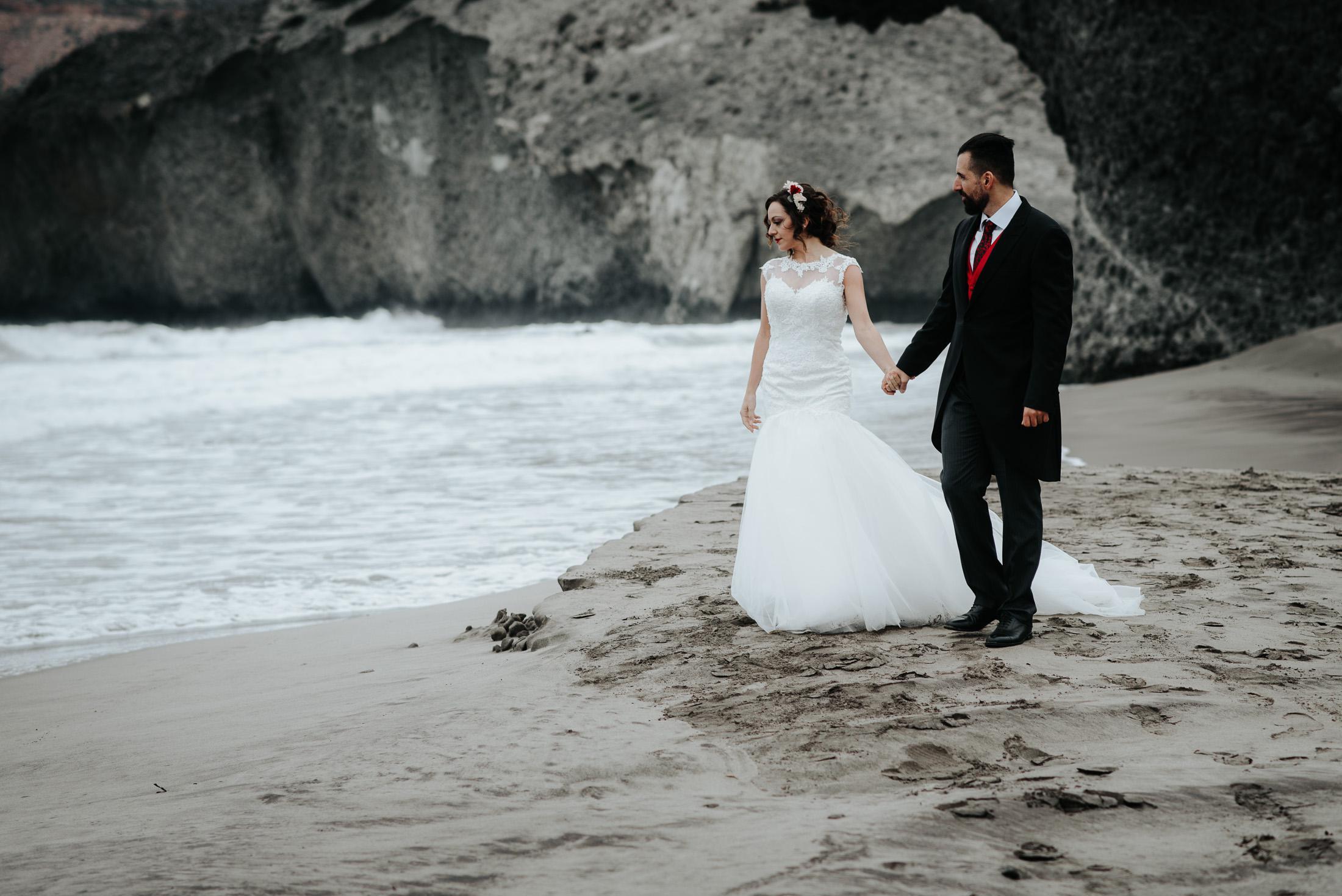 Post Boda en la playa de Monsul - Francisco y Nieves-0037