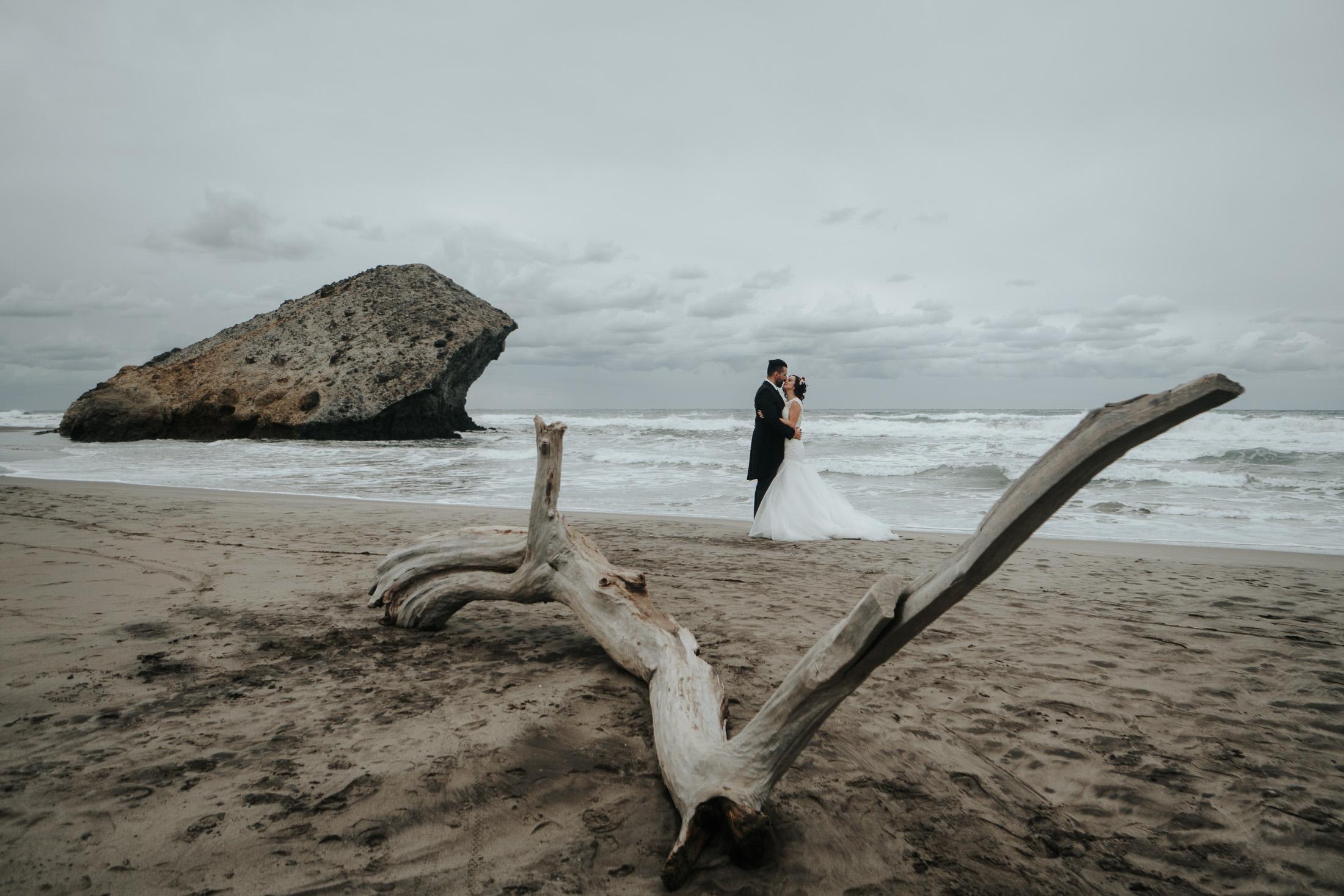 Post Boda en la playa de Monsul - Francisco y Nieves-0043