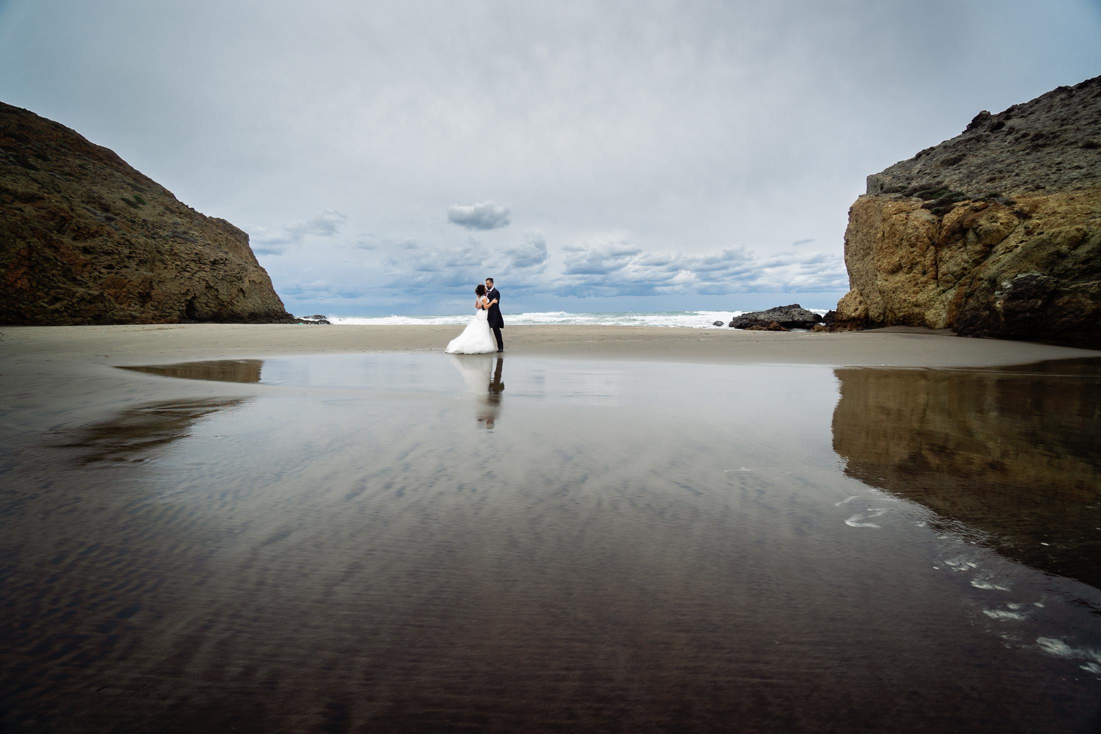 Post Boda en la playa de Monsul - Francisco y Nieves-0048