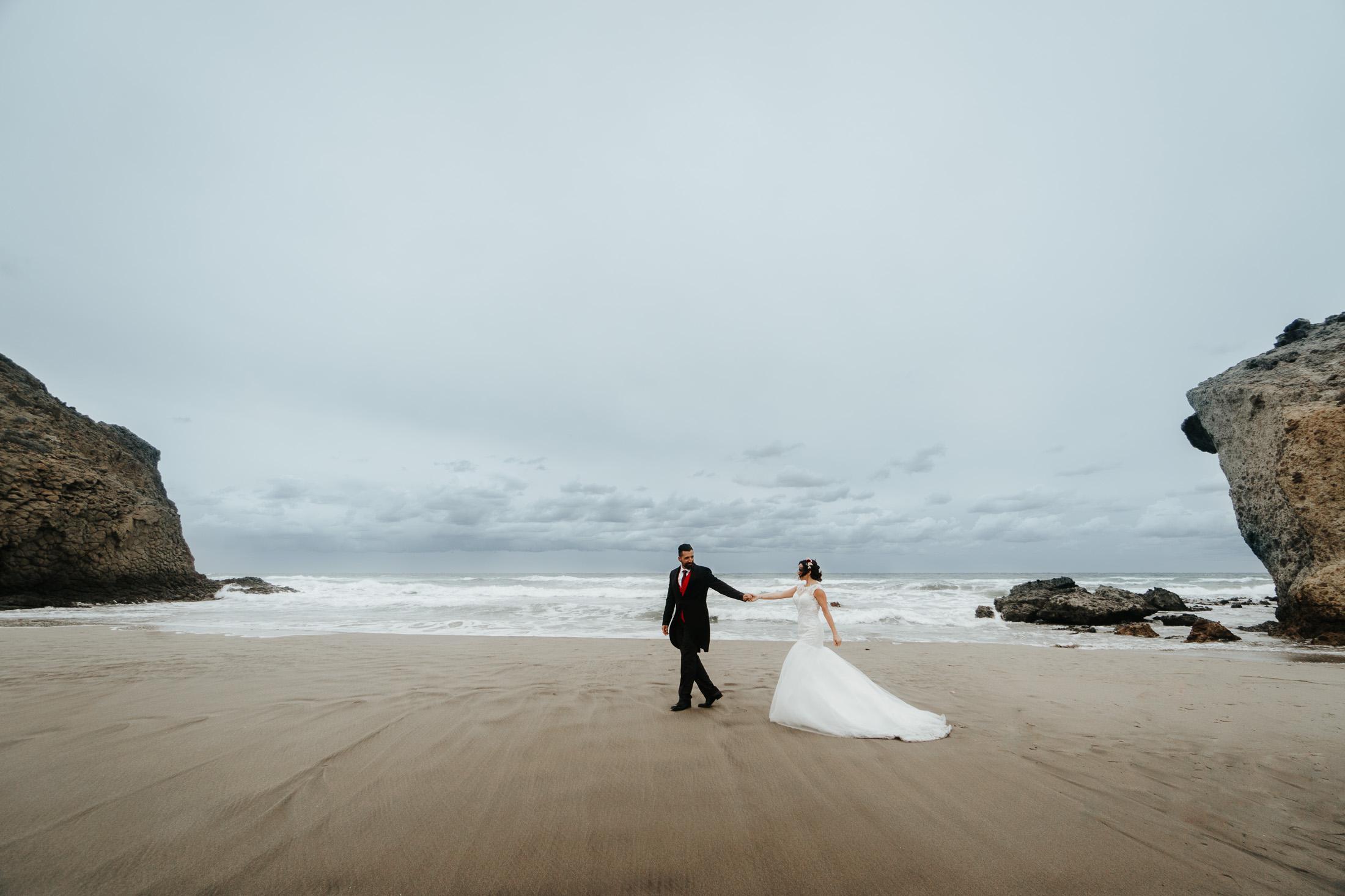 Post Boda en la playa de Monsul - Francisco y Nieves-0078