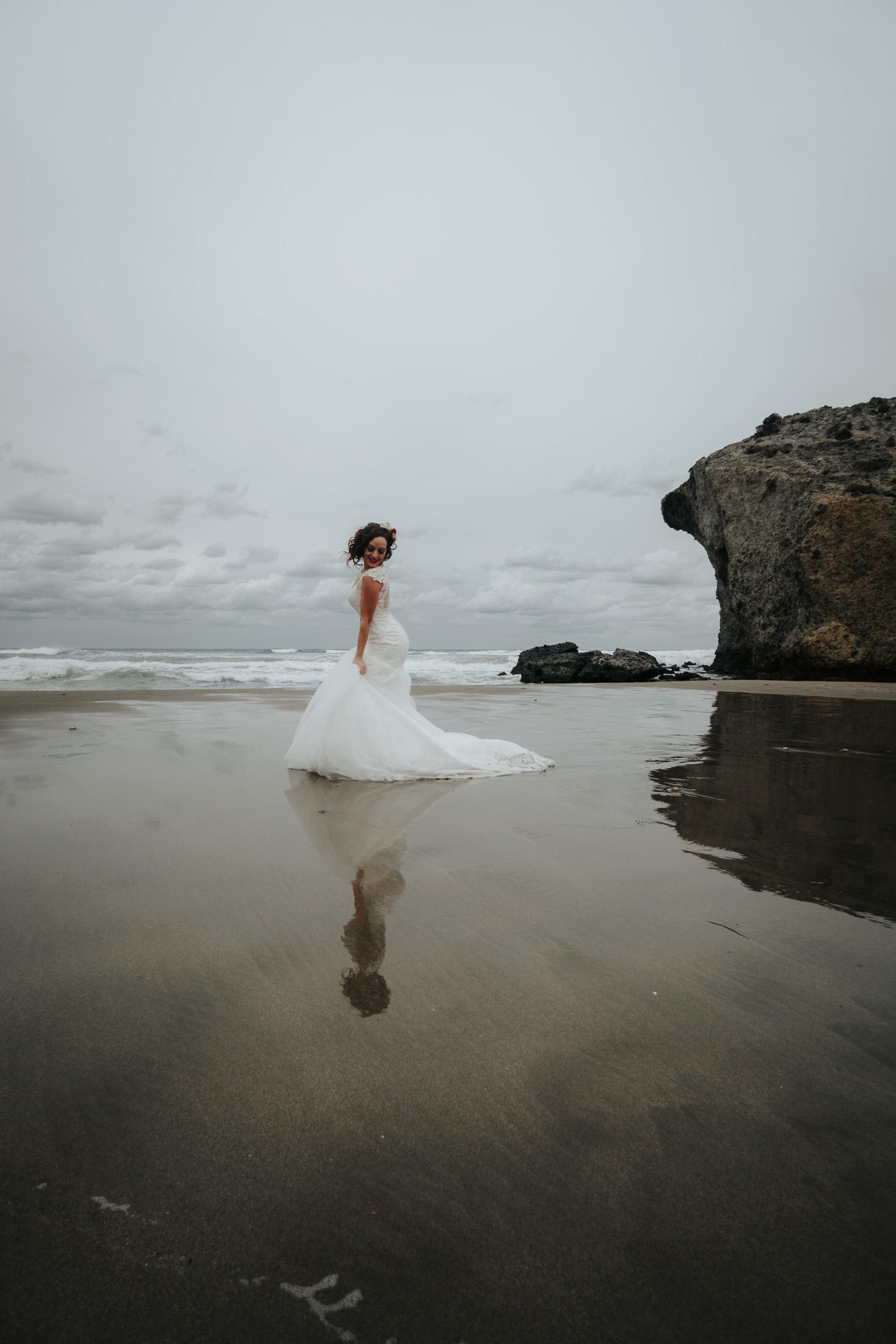 Post Boda en la playa de Monsul - Francisco y Nieves-0080