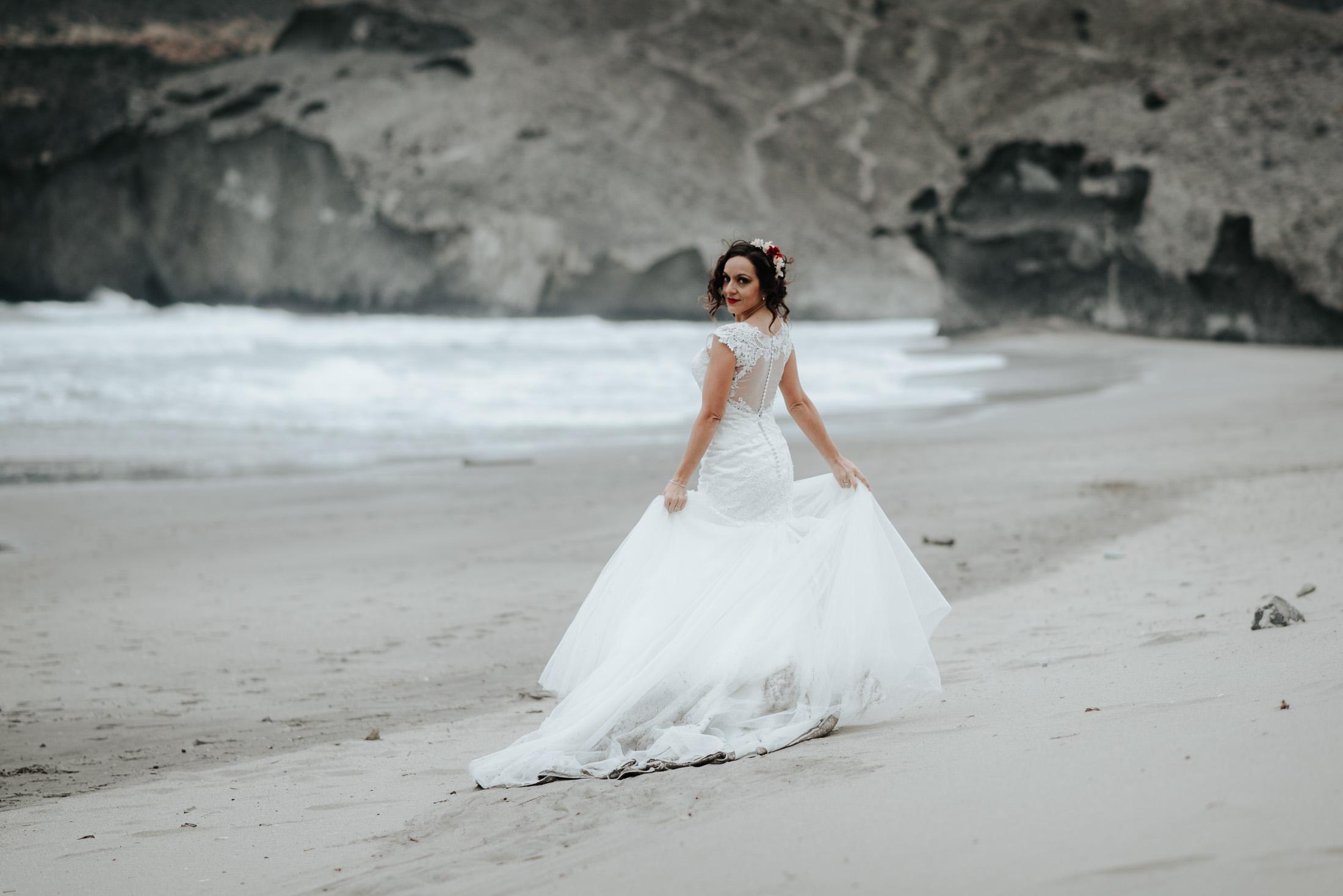 Post Boda en la playa de Monsul - Francisco y Nieves-0094