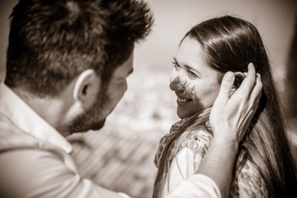Pre boda en Granada - Esther y Antonion