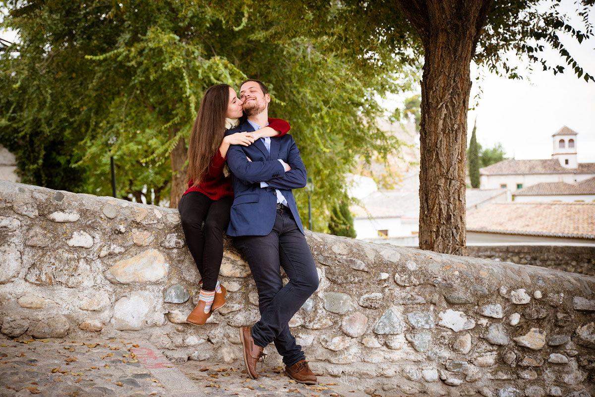 Preboda de Francisco y Sara