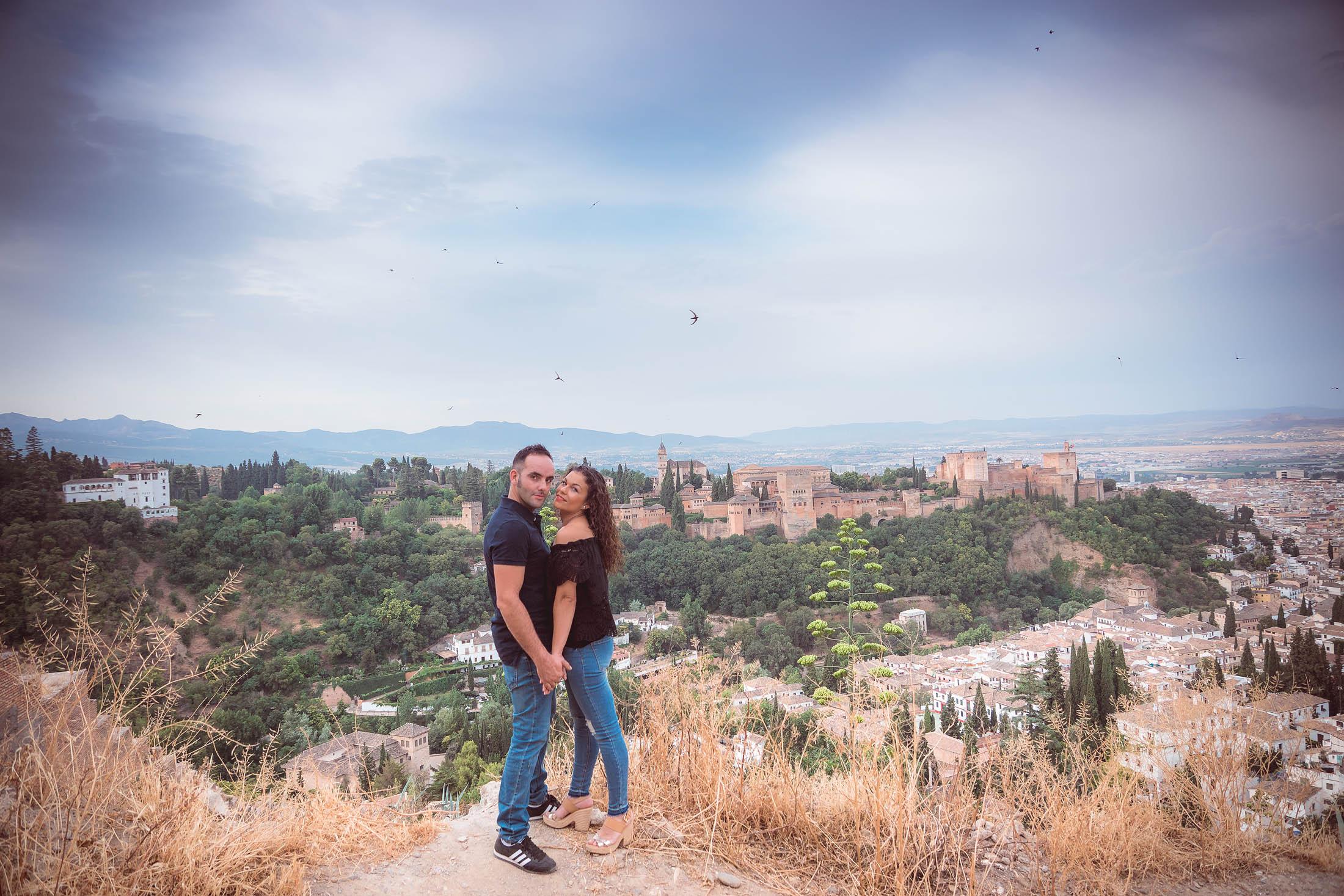 Preboda de Lydia y Ricardo - Albaicin Granada-030