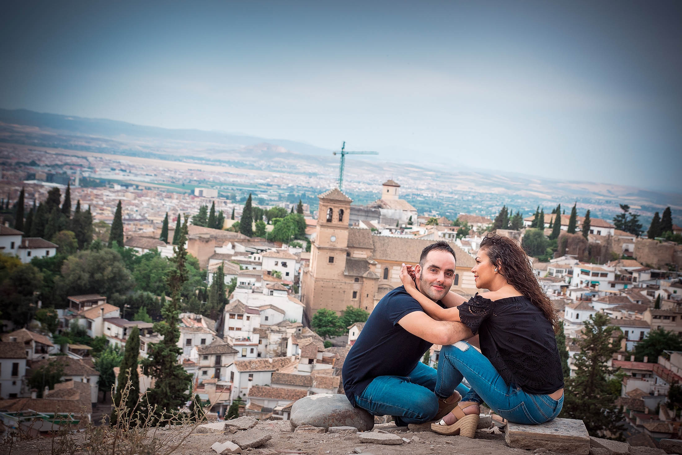 Preboda de Lydia y Ricardo - Albaicin Granada-040