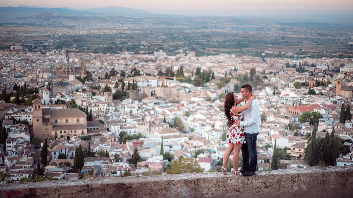 Preboda en Albaicin - Amaya y Patrick - 01