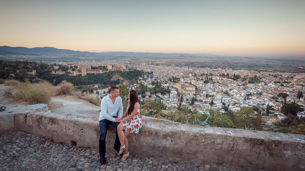Preboda en Albaicin - Amaya y Patrick - 45