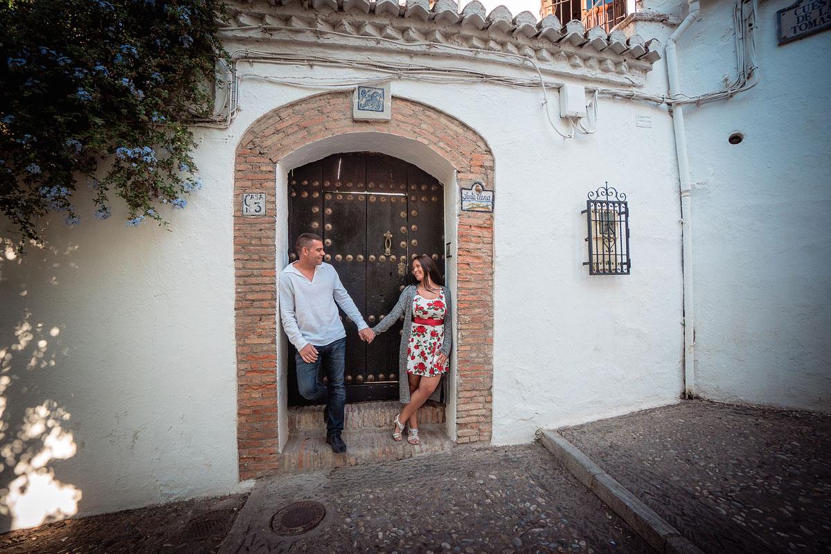 Preboda en Albaicin - Amaya y Patrick - 46